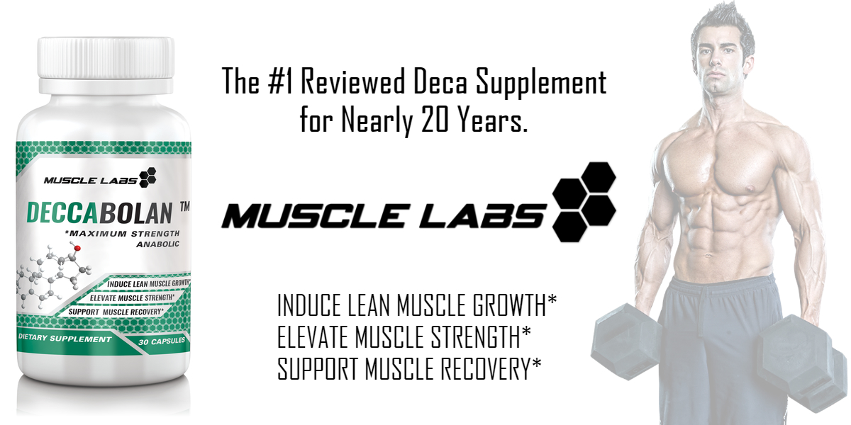 Deca Steroid Supplements by Muscle Labs USA