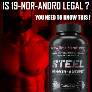 19-Nor-Andro by Steel Supplements