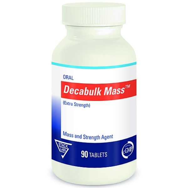 Decabulk by StackLabs.com