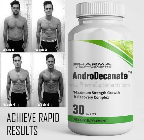 Andro Decanate Pharma Supplements Decaduro Legal Steroids