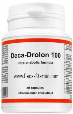 Deca-Drolon 100 Ultra Anabolic Formula
