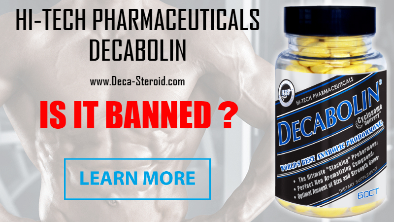Decabolin by Hi-Tech Pharmaceuticals