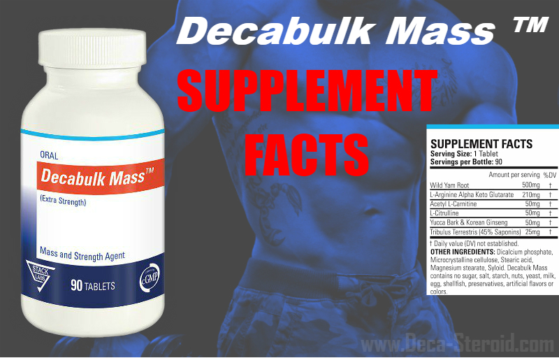 Decabulk Mass by Stack Labs