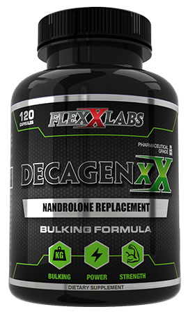 Decagen XX Supplement Bottle