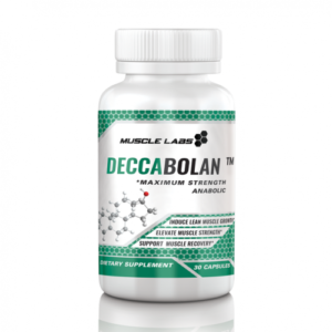 Deccabolan by Muscle Labs USA